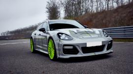Porsche Panamera Turbo S E-Hybrid mạnh 770 mã lực khi độ Techart
