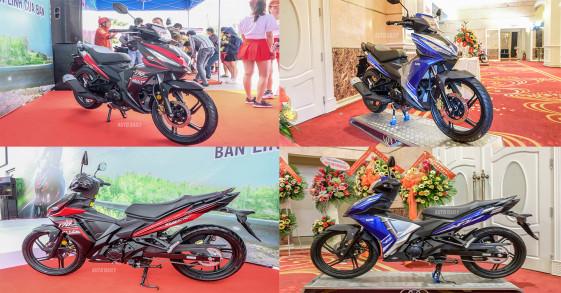 SYM Star SR 170 ở thị trường Việt Nam khác gì VF3i tại Malaysia?
