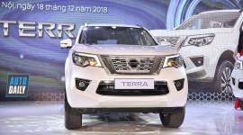 Giá lăn bánh 3 phiên bản Nissan Terra 2018 tại Việt Nam