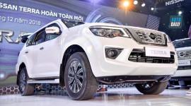 """Đánh giá nhanh Nissan Terra - Đe doạ """"thánh"""" Fortuner"""