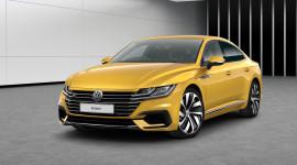 Volkswagen Arteon 2019 động cơ 2.0 TSI có giá từ 49.500 USD