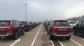 Gần Tết, lượng ôtô nhập khẩu giảm hơn 700 chiếc một tuần