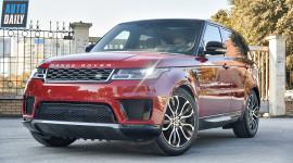 Chi tiết Range Rover Sport HSE 2018 giá gần 7 tỷ đầu tiên về VN