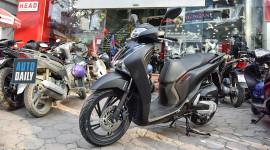 Honda SH 2019 màu đen mờ đã có mặt tại đại lý, giá 91,5 triệu