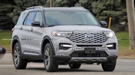 Ford Explorer 2020 lộ diện, chốt ngày ra mắt