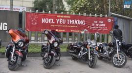Harley-Davidson mang niềm vui đến các bệnh nhi viện HHTM TW