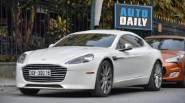 Aston Martin Rapide S từng rao bán 7,5 tỷ về tay dân chơi HN