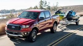 """Đánh giá Ford Ranger 2019: Sự trở lại của """"ông hoàng bán tải"""""""