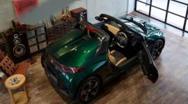Xe thể thao mui trần tí hon Honda S660 Trad Leather Edition giá từ 20.490 USD