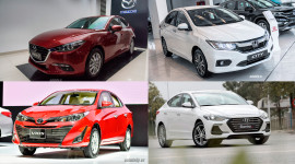 6 mẫu sedan đáng mua nhất trong tầm giá dưới 700 triệu đồng