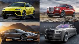 5 siêu xe, xe siêu sang được mong chờ về Việt Nam năm 2019