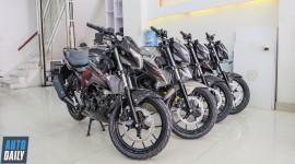 Cận cảnh Suzuki GSX-150 Bandit giá 67 triệu đồng tại Việt Nam