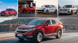 Top 15 mẫu SUV tốt nhất năm 2019 KHÔNG THỂ BỎ QUA tại Việt Nam
