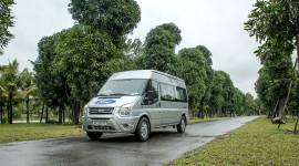 Ford Transit giảm 30 triệu đồng và gia hạn bảo hành tại Việt Nam