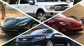 14 mẫu xe Mỹ tốt nhất trong từng phân khúc