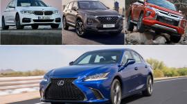 """4 ô tô """"cực hot"""" ra mắt người tiêu dùng Việt trong tháng 1"""