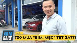 """700 triệu thoải mái mua xe """"BIM, MẸC"""" cũ"""