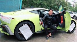 Chủ nhân Aventador S tậu Aston Martin Vantage V8 chính hãng