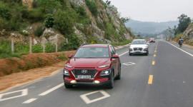 Hyundai Kona tiếp tục tăng trưởng, bỏ xa EcoSport
