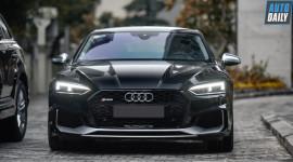 Ảnh chi tiết Audi A5 Sportback độ lên Audi RS5 2018