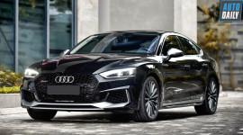 Dân chơi Hà Nội độ Audi A5 Sportback bản Apec lên RS5 2018