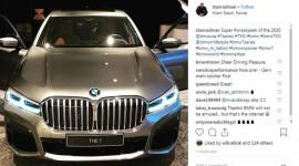 BMW 7-Series 2020 tiếp tục lộ thêm ảnh nóng