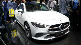 Mercedes-Benz CLA 2020 chính thức trình làng