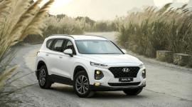 Giá lăn bánh các phiên bản Hyundai SantaFe 2019 tại VN