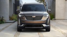 Cadillac XT6 2020 ra mắt với thiết kế 3 hàng ghế