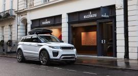 Range Rover Evoque giảm giá 200 triệu dịp Tết