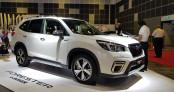 Subaru Forester e-Boxer hoàn toàn mới trình làng