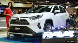 Toyota RAV4 2019 ra mắt thị trường ĐNÁ giá 88.600 USD