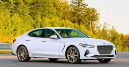 Xe Hàn thống trị Giải thưởng Xe ô tô Bắc Mỹ 2019