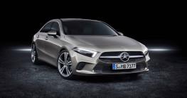 Mercedes-Benz A-Class sedan 2019 chốt giá từ 32.500 USD