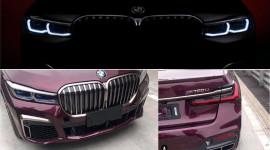BMW 7-Series 2020 lộ diện chỉ ít giờ trước khi ra mắt