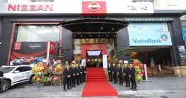 Nissan khai trương đại lý mới tại Hà Nội