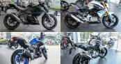 Chọn Kawasaki Z300 2018 hay BMW G310R 2018?