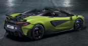McLaren 600LT Spider 2020 ra mắt, giá từ 256.000 USD