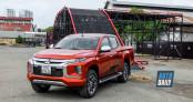 Mitsubishi Triton 2019 chốt giá từ hơn 730 triệu, quyết đấu Ford Ranger