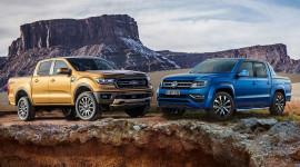 Ford bắt tay Volkswagen thành lập liên minh sản xuất ôtô toàn cầu