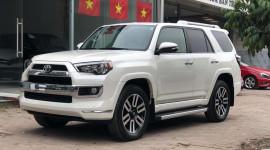 Toyota 4Runner Limited 2019 về Việt Nam giá hơn 4 tỷ