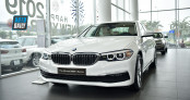 BMW 5-Series thế hệ mới ra mắt tại Việt Nam, giá từ 2,389 tỷ
