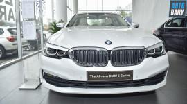 Cận cảnh BMW 520i G30 giá 2,389 tỷ đồng tại Việt Nam