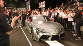 Toyota GR Supra 2020 đầu tiên được bán với giá 2,1 triệu USD