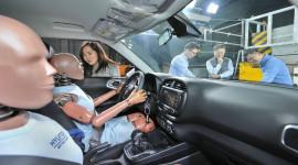 Hyundai phát triển hệ thống túi khí đa va chạm đầu tiên trên thế giới