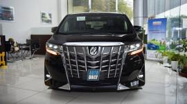 Chi tiết Toyota Alphard Luxury 2019 giá 4,038 tỷ đồng tại VN