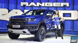 Ford Ranger đạt doanh số kỷ lục tại châu Á – Thái Bình Dương