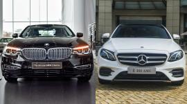 3 tỷ đồng, chọn BMW 530i G30 hay Mercedes E300 AMG?