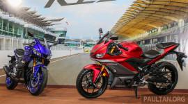 Yamaha YZF-R25 2019 có giá hơn 4.100 USD