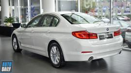 Chi tiết BMW 520i đời mới giá 2,389 tỷ đồng vừa về Việt Nam